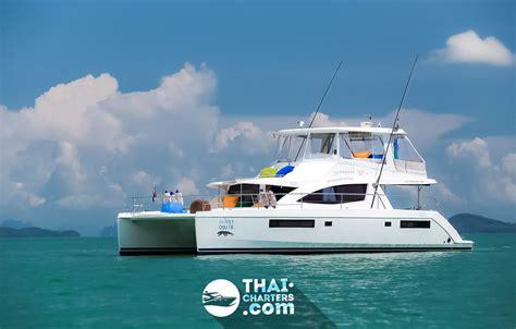 Leopard Catamaran Experience by 171 Leopard 51 187 Motor Catamaran For Rent In Phuket