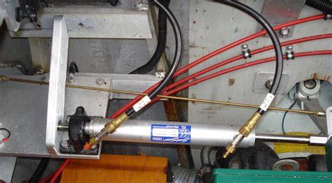 Hydraulic Boat Steering System by Hydraulic Steering