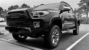 Blackbeauty U0026 39 S 2018 Toyota Tacoma Limited