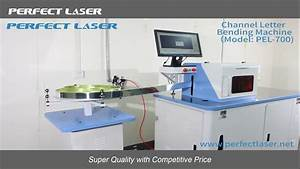 perfect laser acrylic auto channel letter bending machine With channel letter bending machine for sale