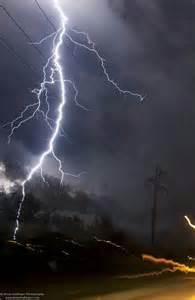 Lightning Storm Nature Scenes