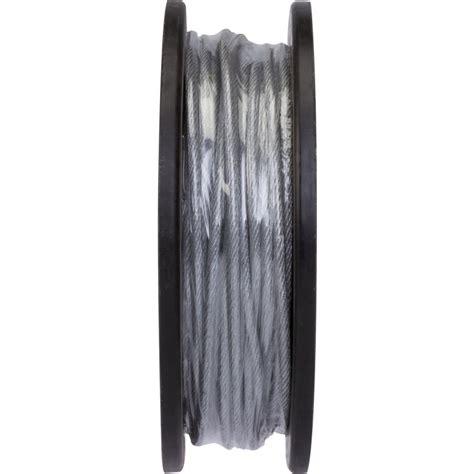 c 226 ble acier gain 233 pvc chapuis bobine de 40 m diam 232 tre c 226 ble 3 mm ext 233 rieur 5 mm