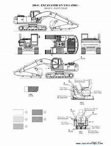 Kobelco Excavator Sk200