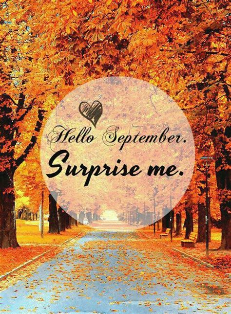 Hello September Surprise Me Pictures, Photos, and Images for Facebook, Tumblr, Pinterest, and ...