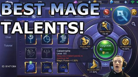 [mobile Legends] Correct Emblem Choice For Mages!