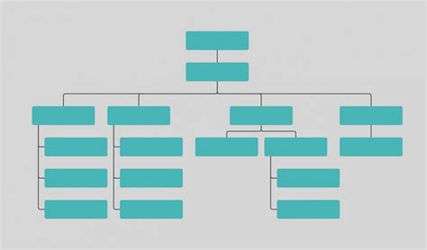 Organization Chart Template Wonderful Blank Organisational Chart Template With