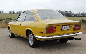 1970 Fiat 124 Sport Coupe Classic Italian Cars For Sale