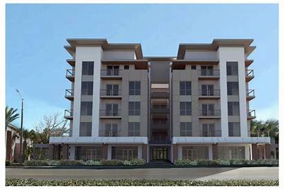 Story Building Five Commercial Residential Square Ormond