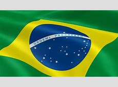 Highdefinition Abstract 3d Render Flag Of Brazil, HD