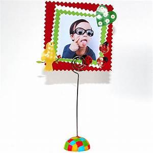 Porte Photo Original : id es cadeaux f te des m res id es pour fabriquer un cadeaux original t te modeler ~ Teatrodelosmanantiales.com Idées de Décoration