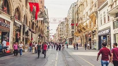 Istanbul Taksim Turkey Stad Istanboel Turu Government