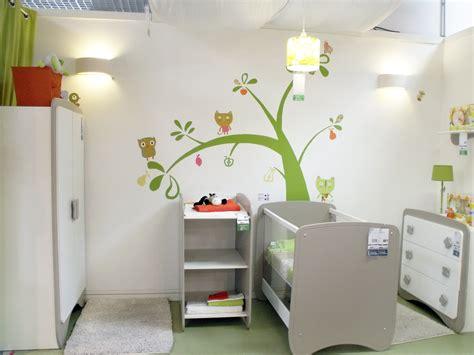 bebe 9 chambre stickers chambre bebe garcon jungle