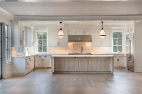 25 White And Wood Kitchen Ideas by 25 Best Ideas About Fixer Kitchen On