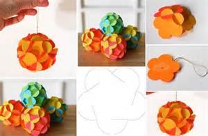 wonderful diy pretty 3d paper ornaments