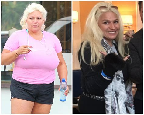 dog the bounty hunter star beth see her weight loss in