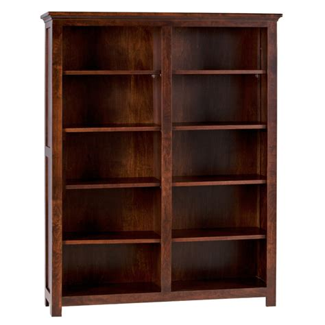 Bookcase Furniture Store by Shaker Bookcase Home Envy Furnishings Solid Wood