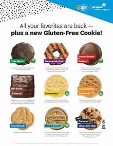 bakers sales ad girl scouts of san jacinto council cookie season kicks off