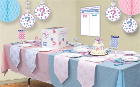 Gender Reveal Party Ideas, Supplies & Decorations - PartyCheap