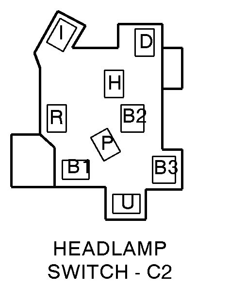 Need Wiring Diagrams Box Behind Headlight Switch