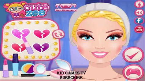 Barbie Makeup Games For Girls