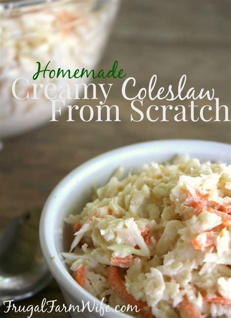 coleslaw dressing recipe coleslaw dressing recipe the frugal farm wife