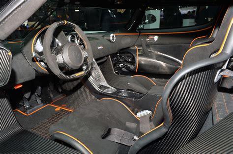 koenigsegg car interior geneva koenigsegg one 1 can still stop the show the