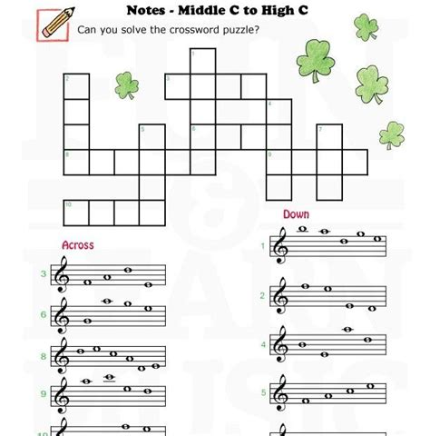 Music Worksheets For Learning Notes  1000 Images About Music Free Printable Worksheets And
