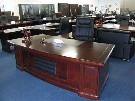 used desks for home office used contemporary executive desk modern contemporary