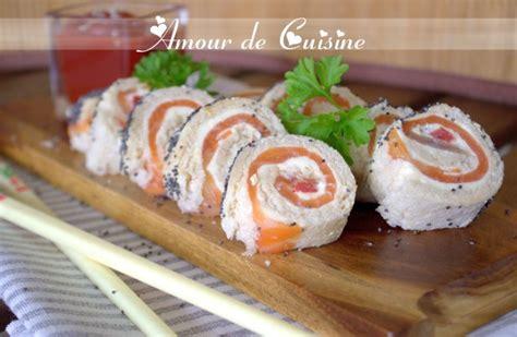 recette canapé saumon amuses bouches au saumon fumé amour de cuisine