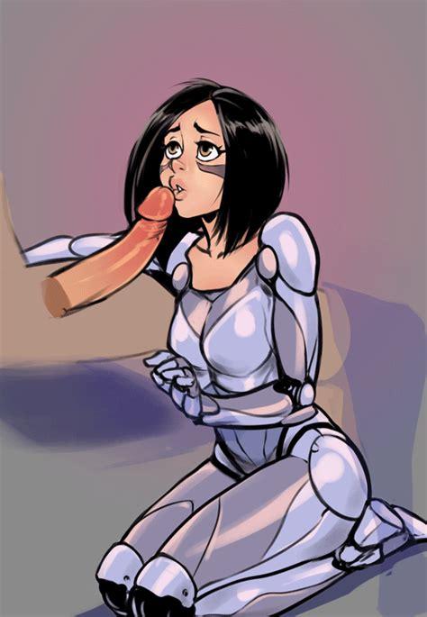 Post 3016163 Alita Battleangelalita Izra Animated