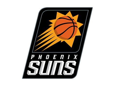 The phoenix suns are an american professional basketball team based in phoenix, arizona.the suns compete in the national basketball association (nba), as a member of the league's western conference pacific division.the suns are the only team in their division not based in california.the suns play their home games at the phoenix suns arena. Phoenix Suns Logo PNG Transparent & SVG Vector - Freebie Supply