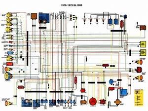 Starter Relay  U2022 Gl1000 Information  U0026 Questions