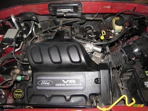 2003 Escape V6 Engine Diagram by 2001 Ford Escape Xls V6 4wd 3 0 Liter Dohc 24 Valve V6