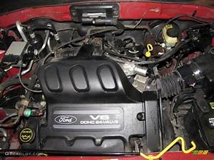 2001 Ford Escape Xls V6 4wd 3 0 Liter Dohc 24