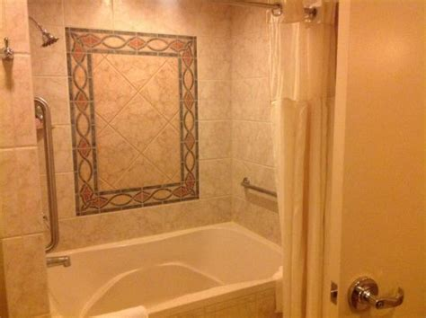 large tub shower combo large tub shower combo picture of polo towers suites 6821