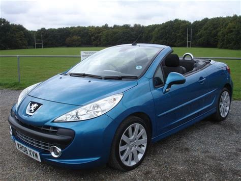 Used 2008 Peugeot 207 Gt Coupe Cabriolet Automatic For