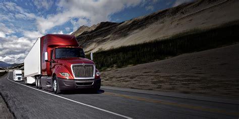 lt series international trucks