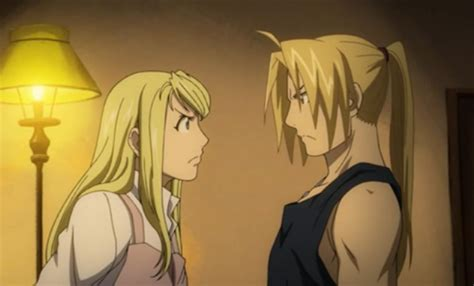 download anime tonagura bd image winry arguing with edward elric about leaving