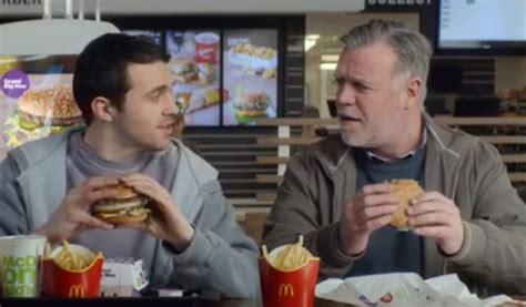 mcdonalds uk  anniversary  big mac advert song