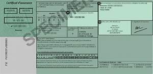 Assurance Auto Sans Avance D Argent : attestation d 39 assurance et carte verte infos pratiques assurance auto assurpeople ~ Gottalentnigeria.com Avis de Voitures