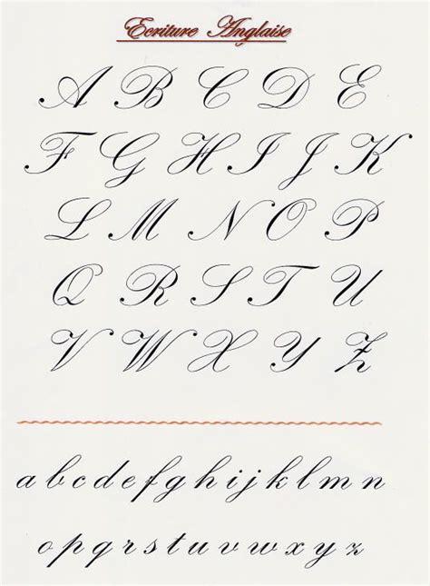 Calligraphie Anglaise … Pinteres…