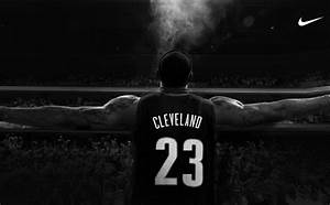 PHOTO: Check out Nike's new LeBron James banner in ...