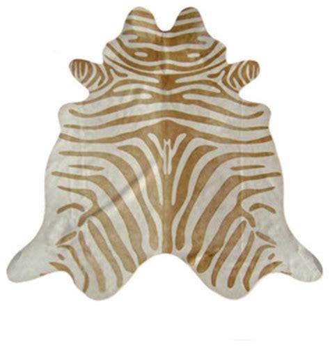 cowhide zebra print rug zebra print cowhide rug beige stripe on light beige