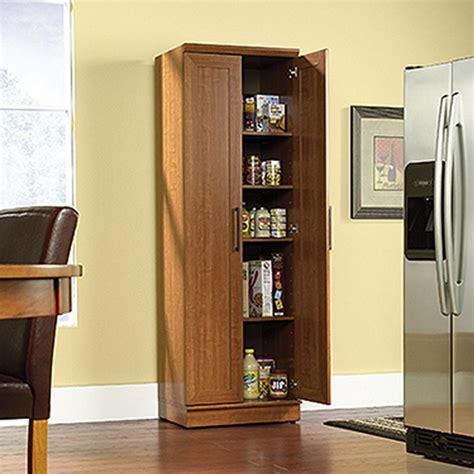 sauder oak storage cabinet sauder home plus sienna oak storage cabinet 411963 the