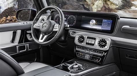 You could buy a fleet of jeep wranglers for this money. News - Mercedes-Benz Shows Off G-Class Cabin