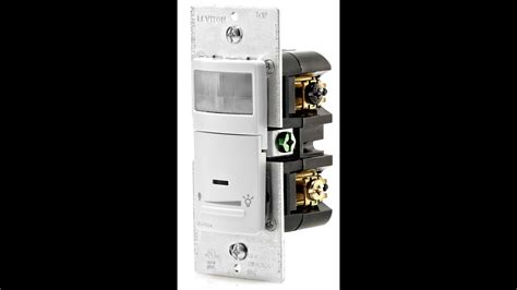 How To Install Motion Sensor Light by How To Change Install Motion Sensor Light Switch
