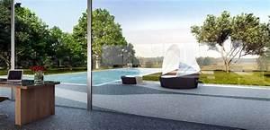 Boden Für Terrasse : steinteppich wintergarten bodenbelag bodenbel ge ~ Michelbontemps.com Haus und Dekorationen