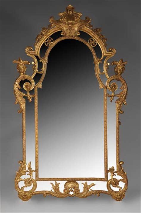 miroirs anciens bois dore r 233 gence