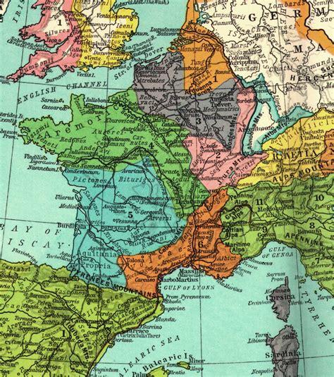 Optimus Sum Maps Of Gaul