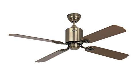 Ceiling Fan Solar Breeze 12 Volt Brass Blades Abs Caramel